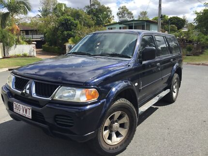 2005 Mitsubishi Challenger 4x4 +6 month rego + RWC+ mechanically A1 Logan Central Logan Area Preview