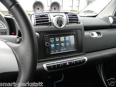 hifi navigation g nstig kaufen f r ihren smart fortwo cabrio. Black Bedroom Furniture Sets. Home Design Ideas