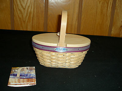 Celebration Hostess Set (LONGABERGER CENTURY CELEBRATION HOSTESS APPRECIATION BASKET SET)