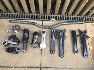 Bicycle bike parts
