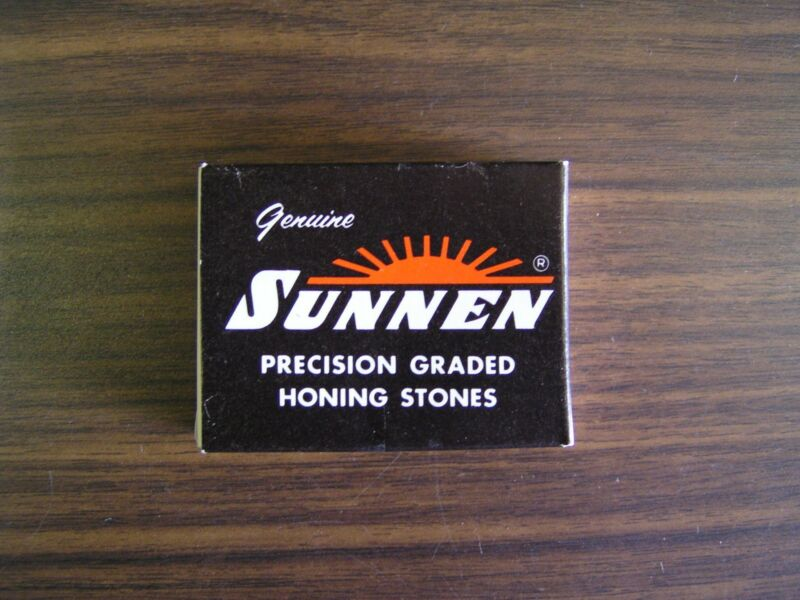 SUNNEN K5-NM005 HONING STONE 1200 GRIT CBN / BORAZON METAL BOND UNOPENED