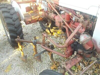 Internatoinal 100 130 Sa Ih Tractor Set Of Cultivators Complete Cultivator Parts