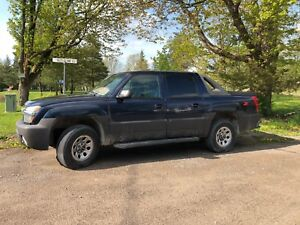 Chevy Avalanche 2003