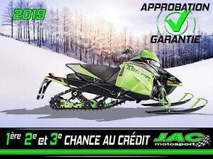 2019 Arctic Cat ZR 8000 RR ES 129 Defiez nos prix