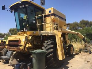 TR88 harvester New Holland . Running ,  wrecking or buy complete Kenwick Gosnells Area Preview