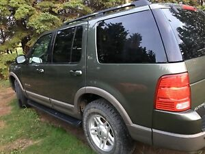 ***LIKE NEW FORD EXPLORER XLT 4x4***