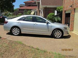 2009 Toyota Aurion Sedan Oatlands Parramatta Area Preview