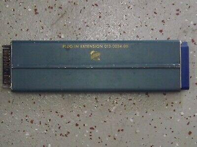 Tektronix Tek 013-0034-00 Plug-in Extender For 560 Series Oscilloscope Old Skool