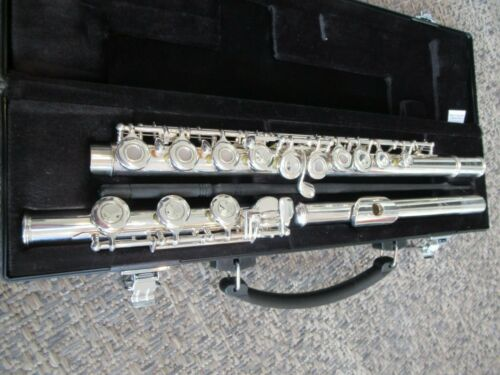 YAMAHA YFL361H FLUTE Sanitized,Serviced- Beautiful- One of the nicest available
