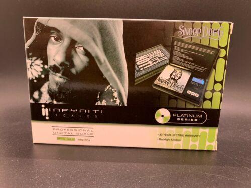 Snoop Dogg Infyniti Scale Platinum Series 350x0.1g