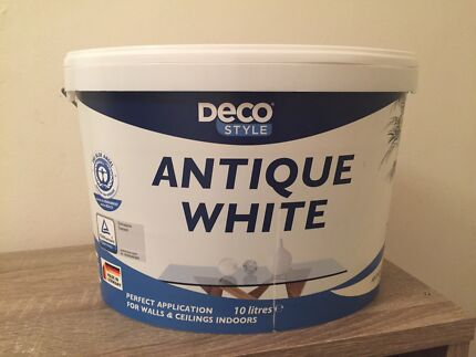 DecoStyle Infinity White Ceiling and Wall Indoor Paint
