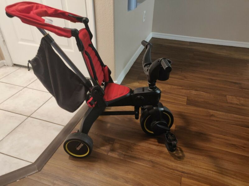 Doona - Liki Trike S3 - used, excellent condition