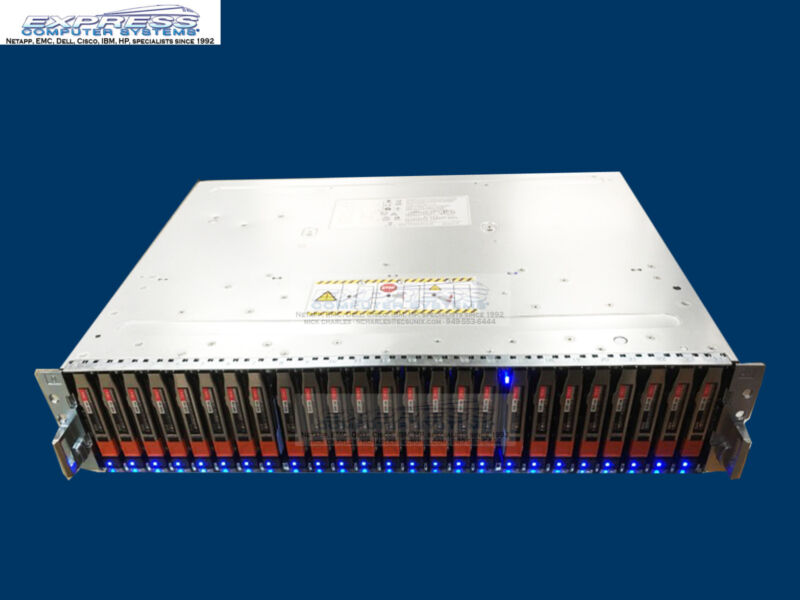 Emc Vnx Vnx6gsdae25 Dae 2u 25x 600gb 10k Sas 2.5 Vx-2s10-600 Vnx5700 Vnx5500