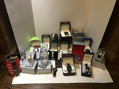 23 Watches: Bundle Of Mens And Women's Watches