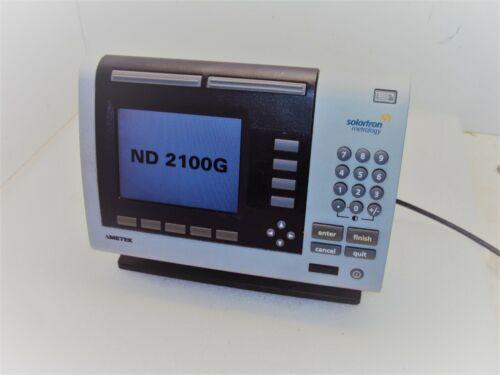 Solartron SI7500 16 Channel Orbit Gauge Check 911362-US Heidenhain ND2104G