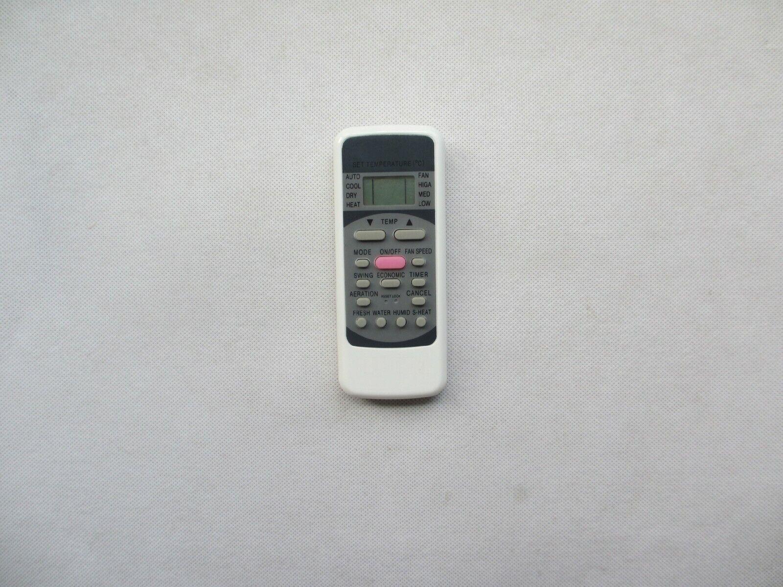 Remote Control For Whynter ARC-08WB ARC-10WB ARC-148MS A/C A