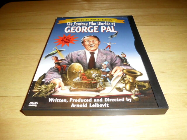 The Fantasy Film Worlds of George Pal (DVD, 2000) Director's Cut; Rare