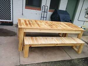 PALLET FURNITURE -Kitchen/dinning/Outdoor Table Thebarton West Torrens Area Preview