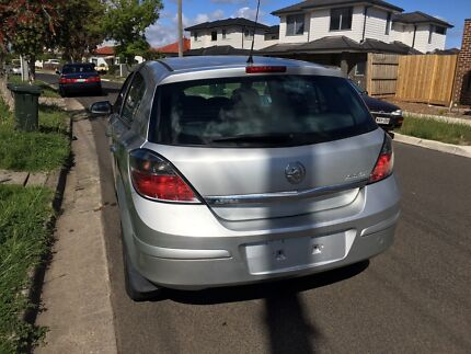 Urgently 2008 Holden Astra Low km