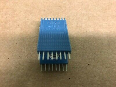 Pomona Dip Clip Test Adapter 16-pin 2x8 4236a - Used