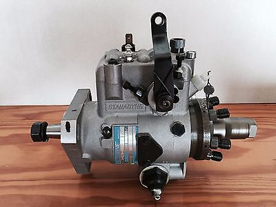 John Deere 7600 Diesel Fuel Injection Pump - New Stanadyne - Db4629-4993 Re43020
