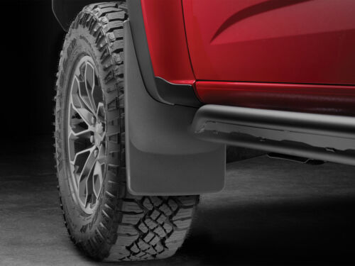 WeatherTech No-Drill MudFlaps for Nissan Rogue 2014-2019 Front Set