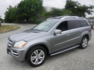 2011 Mercedes-Benz GL-Class GL350 BlueTEC Diesel 3rd row seating