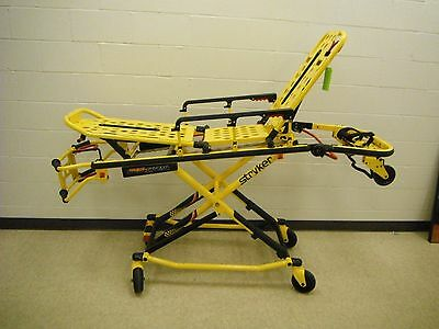 Refurbished Stryker 6082 Mx-pro Ambulance Stretcher Ems Emt Used Cot Ferno