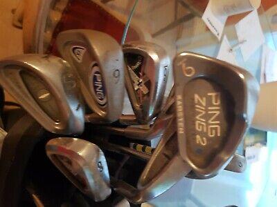 mixed bag golf clubs