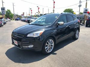 2015 Ford Escape SE - NAVIGATION, REAR CAMERA, HEATED SEATS!