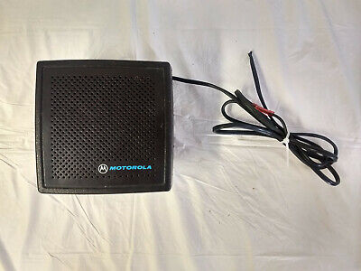 Motorola Speaker Hsn4018b For Apx7500 Apx2500 Xtl 1500 Xtl 2500 Xtl 5000 05