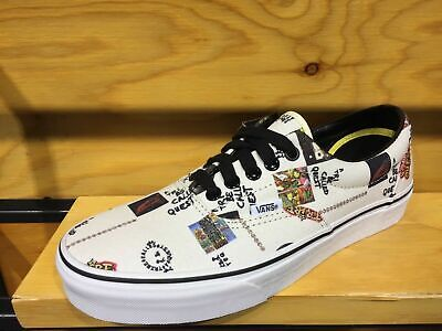 VANS UA ERA X A Tribe Called QUEST ATCQ Limited Edition VN0A38FRQ6Y Size 9.5