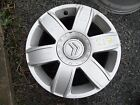 Wheels with Tyres for Citroen Aluminium