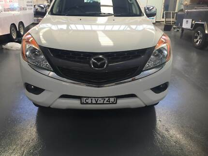 Low Price - 2012 Mazda BT-50 XTR Hi-Rider UP Auto 4x2 Dual Cab