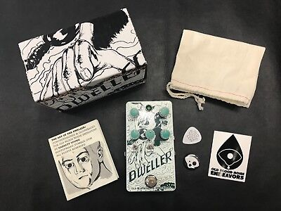 Old Blood Noise Endeavors Dweller Phaser Repeater Pedal  New