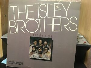 Vinyl-The Isley Brothers -Timeless Double Alum