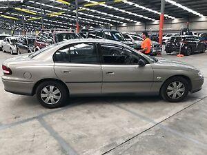 2000 Holden Commodore VT automatic  Sedan Sandgate Newcastle Area Preview
