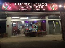 Pizza & kebab shop for sale Greystanes Parramatta Area Preview
