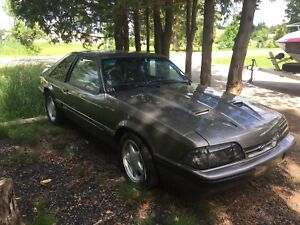 Clean 1988 Ford Mustang LX