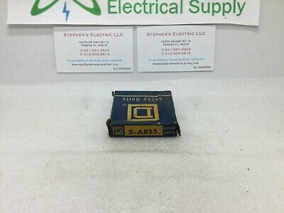 Square D Ar35. Overload Relay Thermal Unit