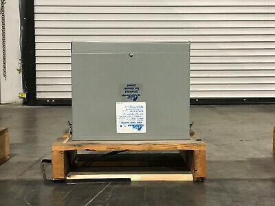 Acme Electric T2a533401s Transformer480v240v Delta120v Ct9kva New