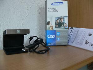 SAMSUNG TV Kamera VG-STC4000 /XC TV & Skype Kamera Full HD