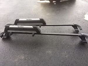 Roof and Ski Rack (48 inches)
