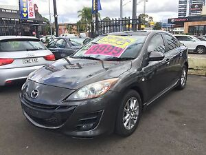 2009 Mazda 3 maxx sport  sedan automatic 140,181kms Liverpool Liverpool Area Preview