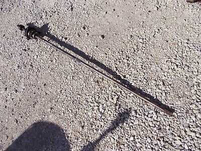 Oliver Super 77 Diesel Tractor 77d Power Take Off Input Drive Shaft W Bearings