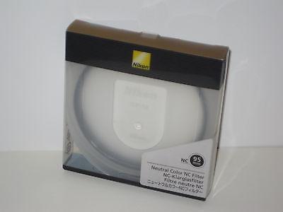 Nikon 95mm Disinterested color NC Filter For All 95mm Lenses including AF-S 200-500 VR