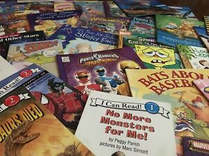 100+ cheap books for young kids (Mystery boxes!)