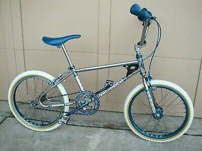 """Vintage NOS vélo Turbo BMX clair decal autocollant 8/"""""""