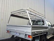 Custom aluminium roof racks, canopies and tradesman accessories Henderson Cockburn Area Preview