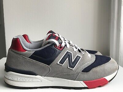 MENS NEW BALANCE 597 TRAINERS UK 9.5 FANTASTIC CONDITION 998 997